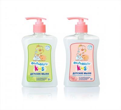 Детское крем-мыло «Ecotherapy kids»