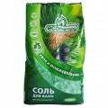 Соль для ванны релаксирующая «Ecotherapy» Хвоя и ягоды можжевельника, 1000гр
