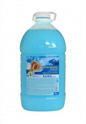 Крем-мыло увлажняющее «Морские минералы», 5 л