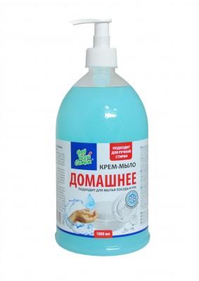 Жидкое мыло «Для всей семьи» Защищающее «Домашнее», 1 л
