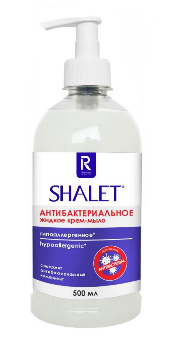 Шалет Антибактериальное мыло 500 мл