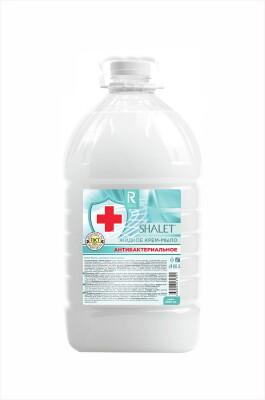Shalet крем-мыло Антибак, увлажняющее 5л